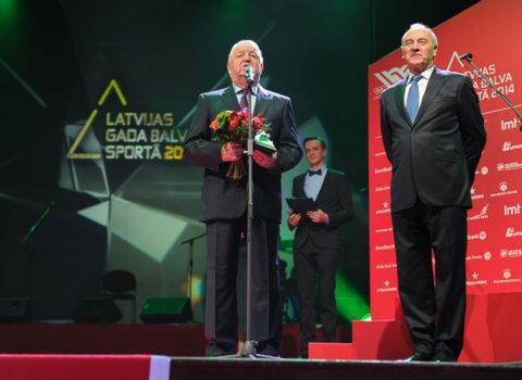 Latvijas Gada balva sportā 2014