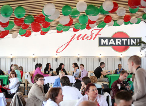 Leģendārās Martini ballītes