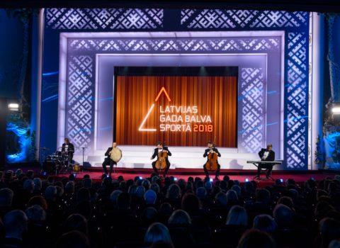 Latvijas Gada balva sportā
