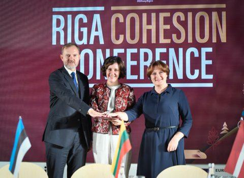 Finanšu ministrija Rīgas Kohēzijas konference